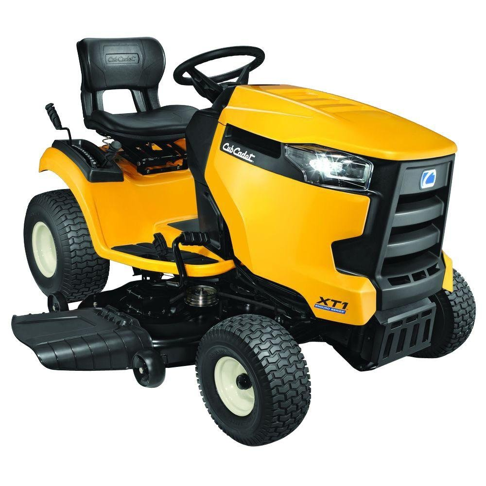 22-HP V-Twin Gas riding mower by Cub Cadet
