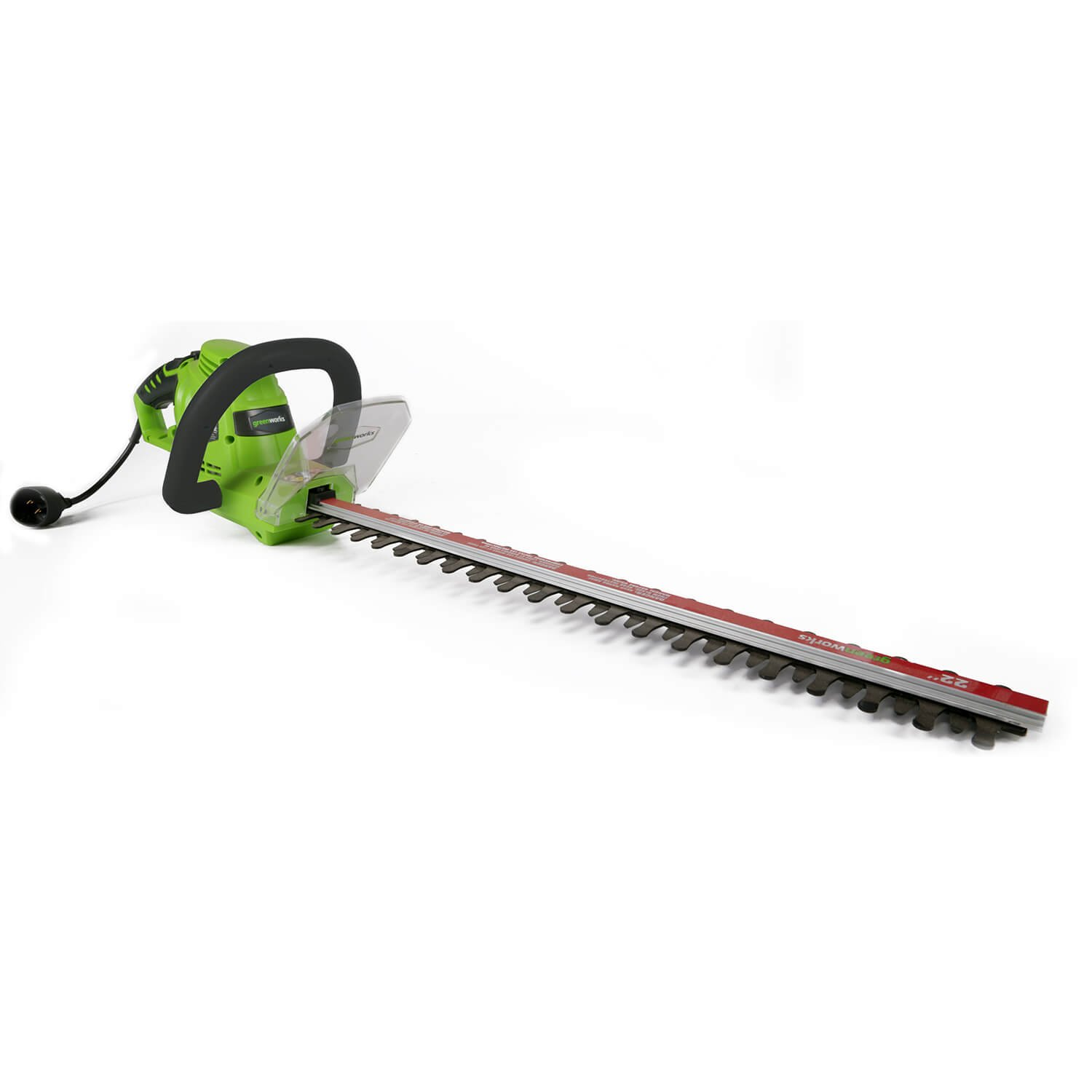 (22122) 22-Inch Dual-Action Corded Hedge Trimmer from Greenworks