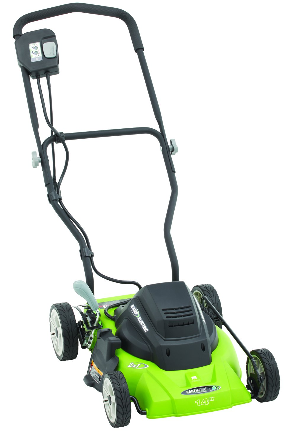 50214 Corded Mower By Earthwise