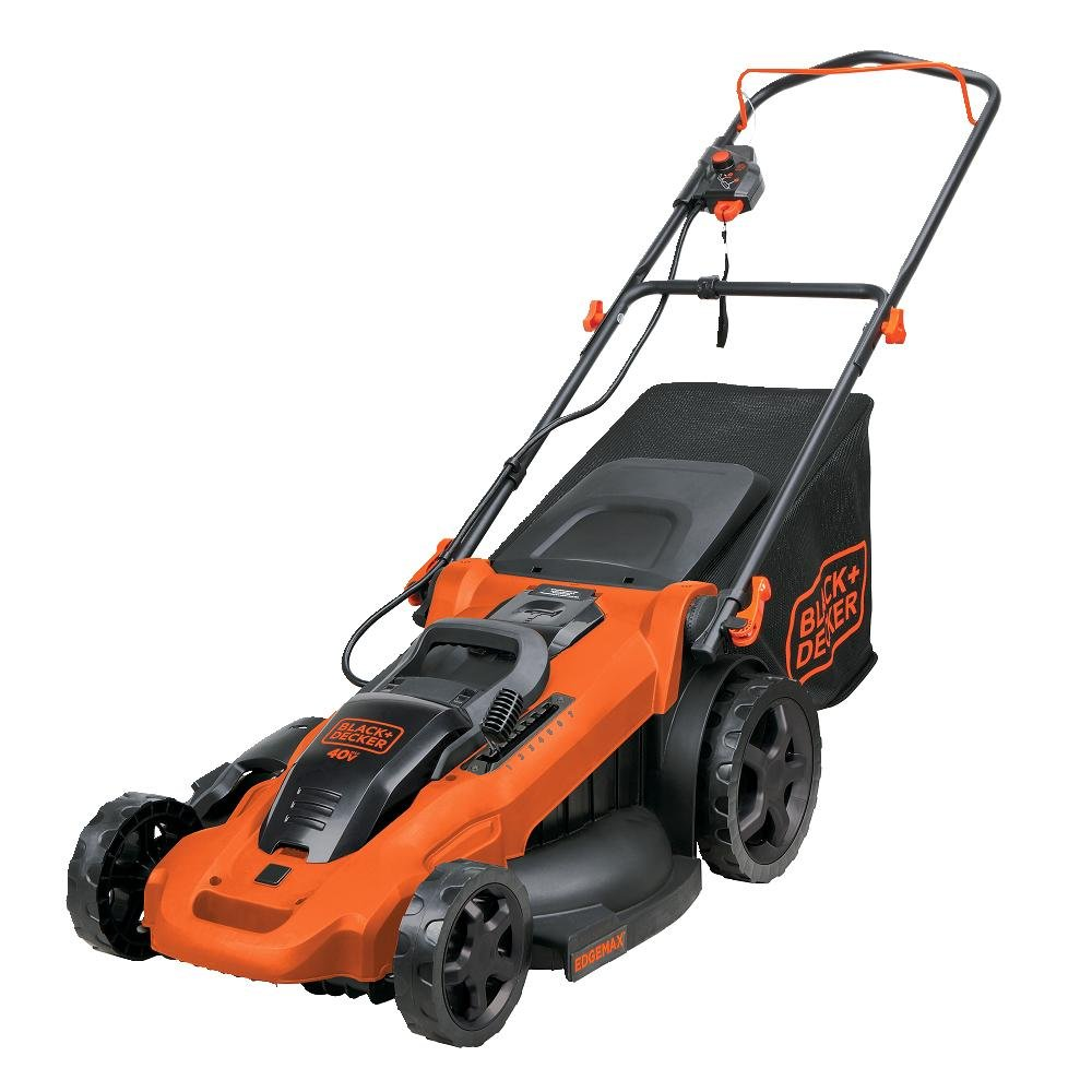 (CM2043C) Cordless Mower from Black Decker with Batteries