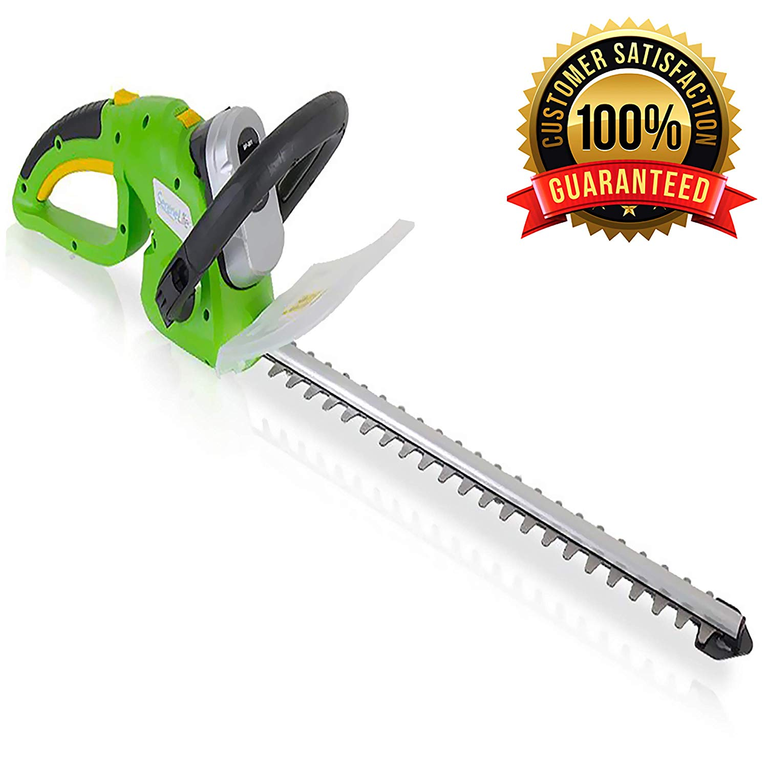 Cordless Electric Hedge Trimmer By Serenelife Relax