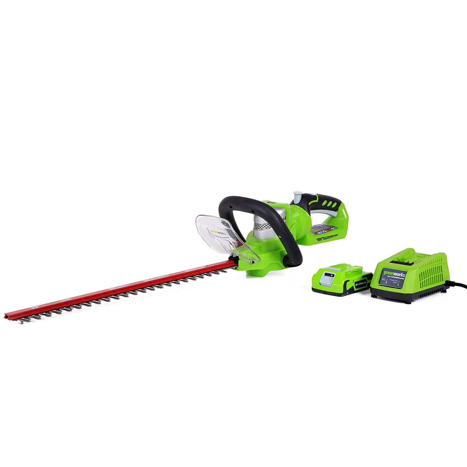 Cordless Hedge Trimmer by Greenworks