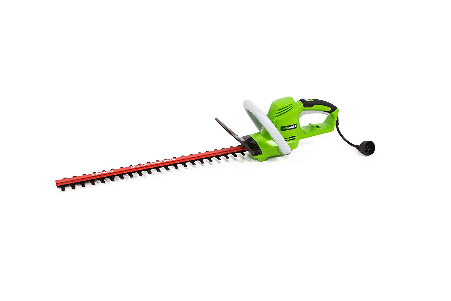 (HT04B00) Corded Hedge Trimmer from Greenworks