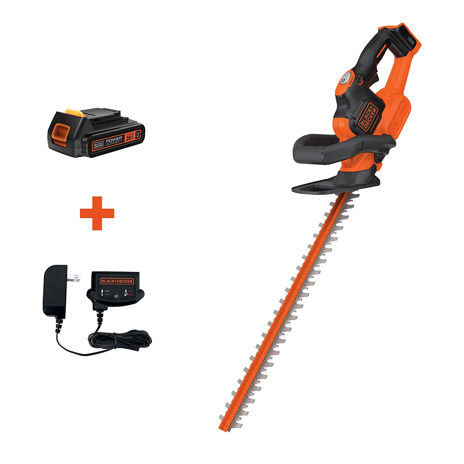 LHT321FF Max Cordless Hedge Trimmer by Black Decker