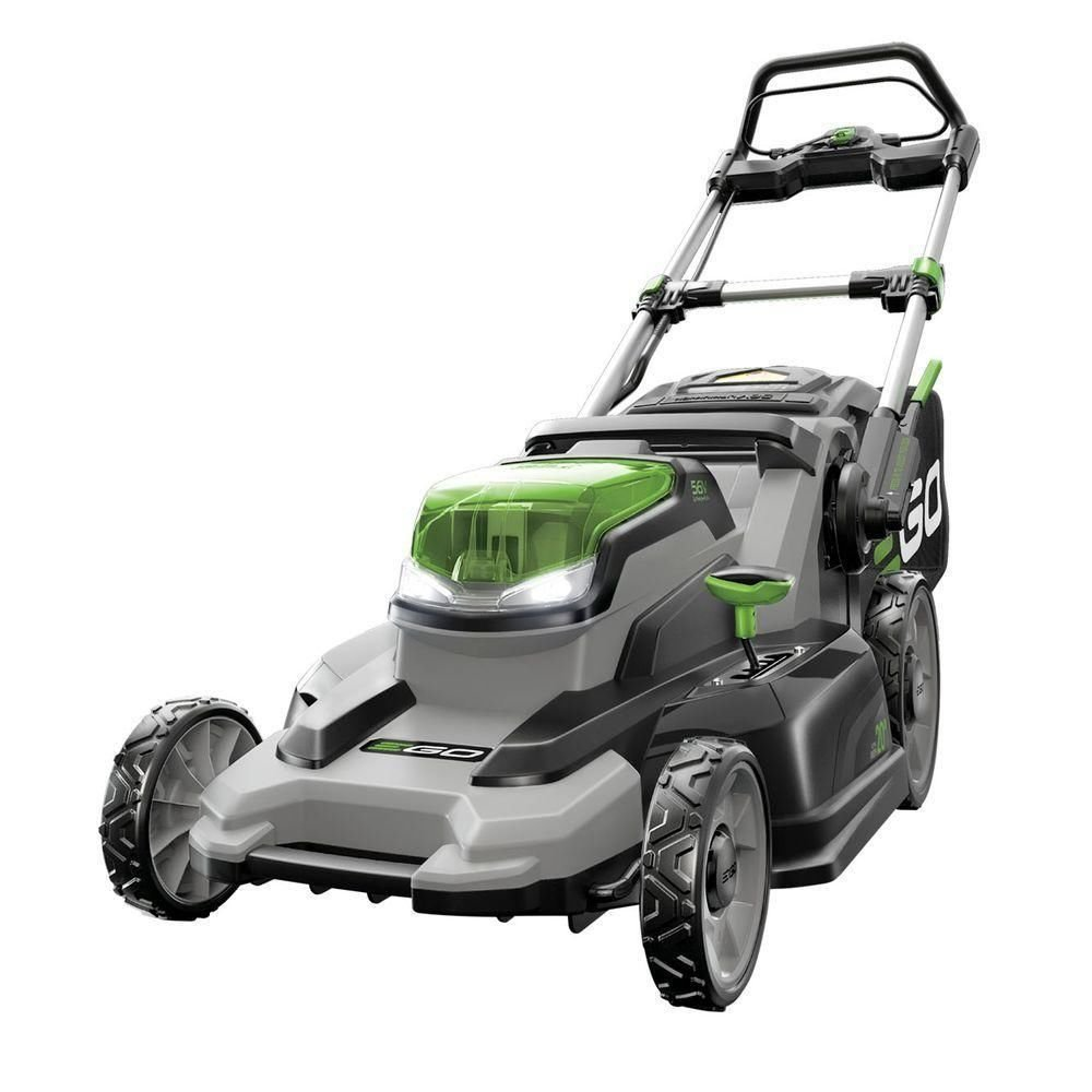 (LM2000-S) 20-Inch Cordless Walk Behind Lawn Mower from EGO Power+