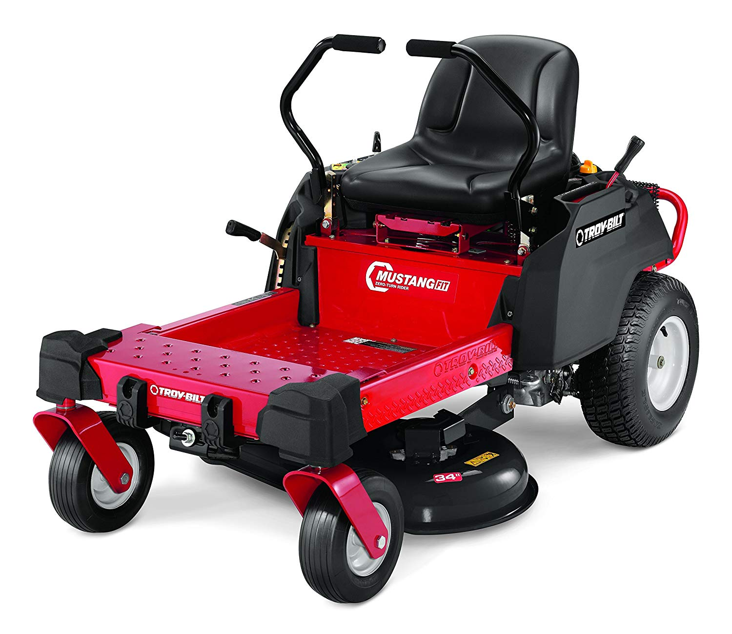 Mustang Fit Riding Lawn Mower By Troy-Bilt