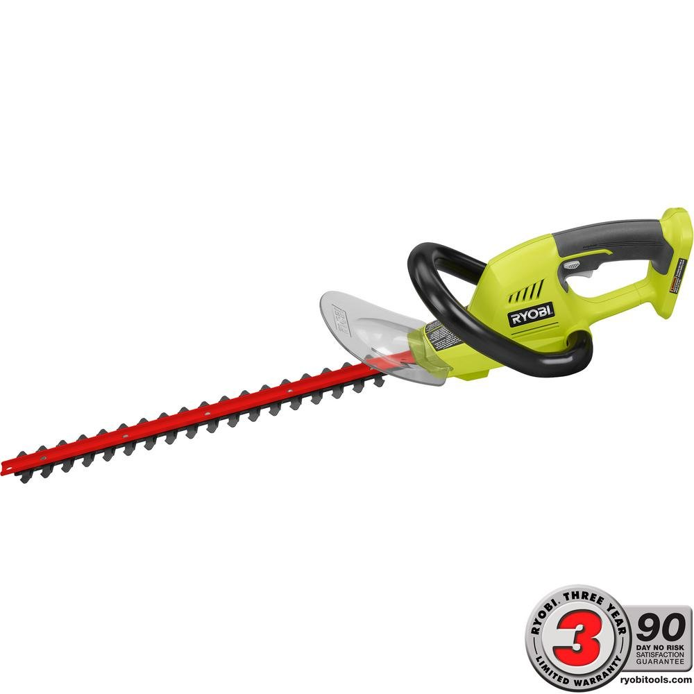 One+ Cordless Hedge Trimmer by Ryobi