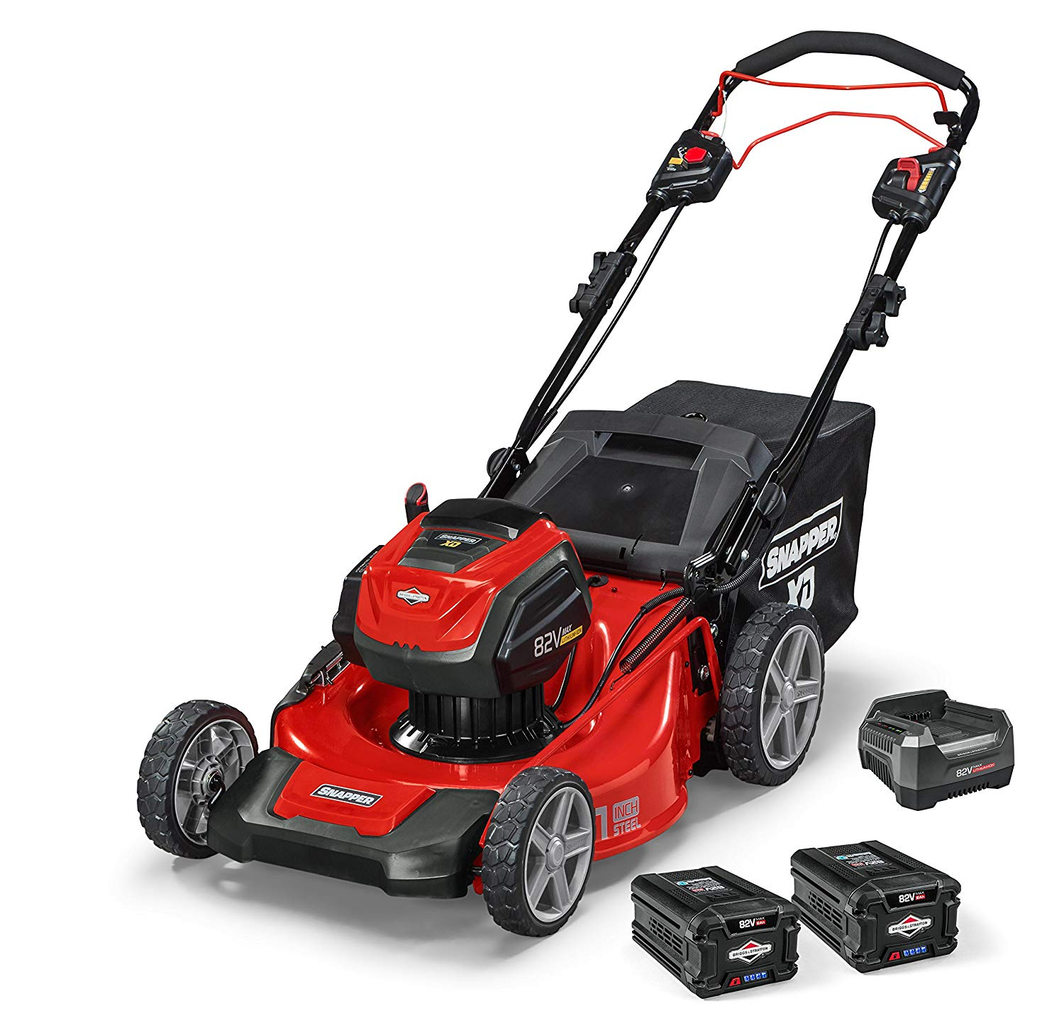 (SXD21SPWM82K) Electric Cordless Self-Propelled Lawnmower from Snapper