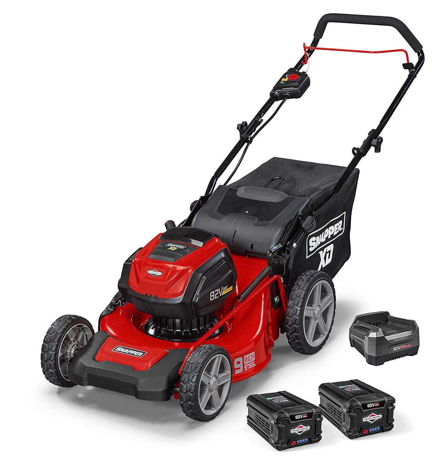 Snapper XD Max Electric Cordless Mower