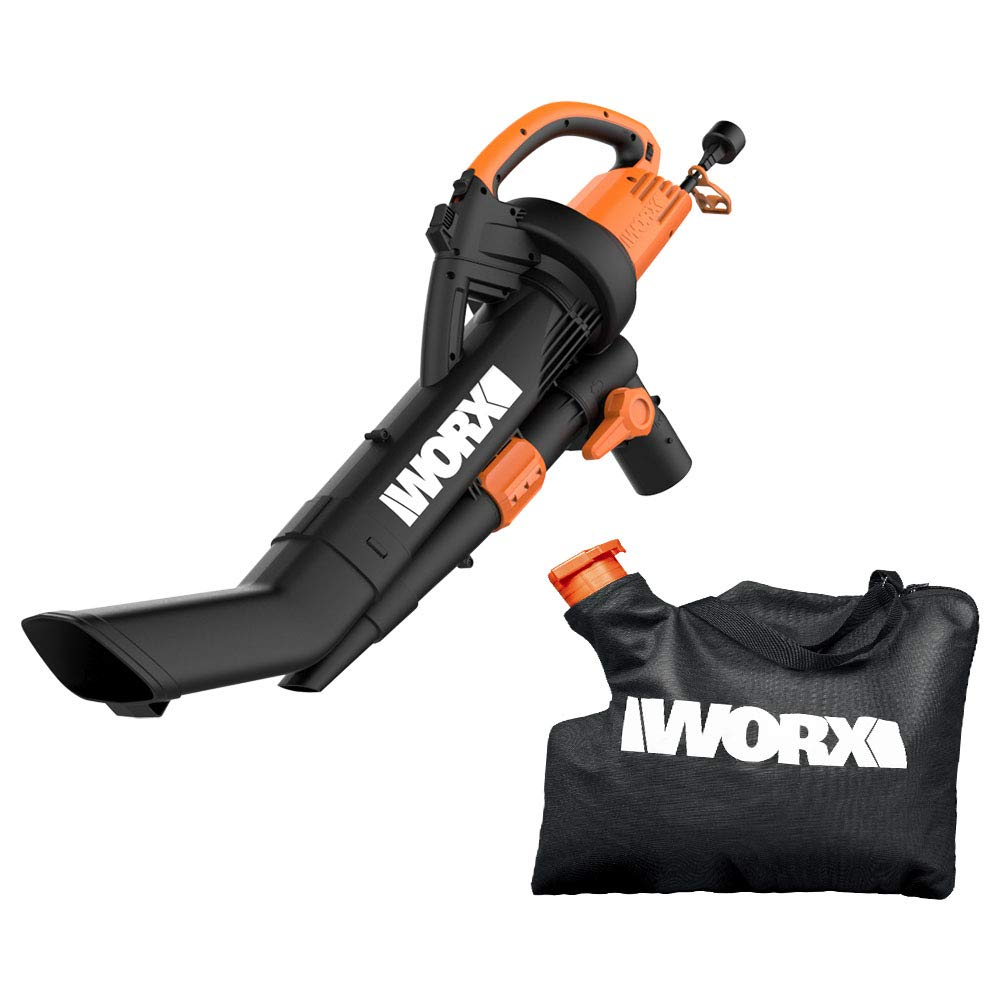 Trivac 3 in 1 Electric Blower By Worx