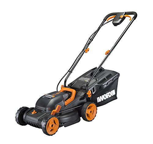 (WG779.9) 40V Power Share 14 Inch Lawn Mower from Worx