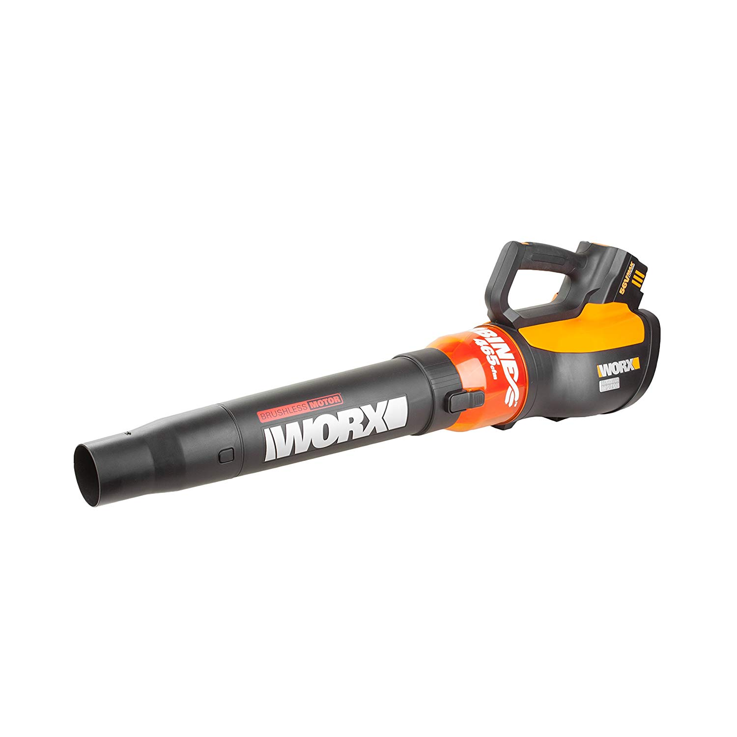 Worx Turbine Cordless Battery-Powered Leaf Blower