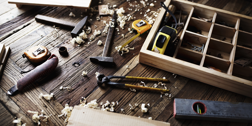 The Essential Woodworking Tools You Need - OccupyTheFarm